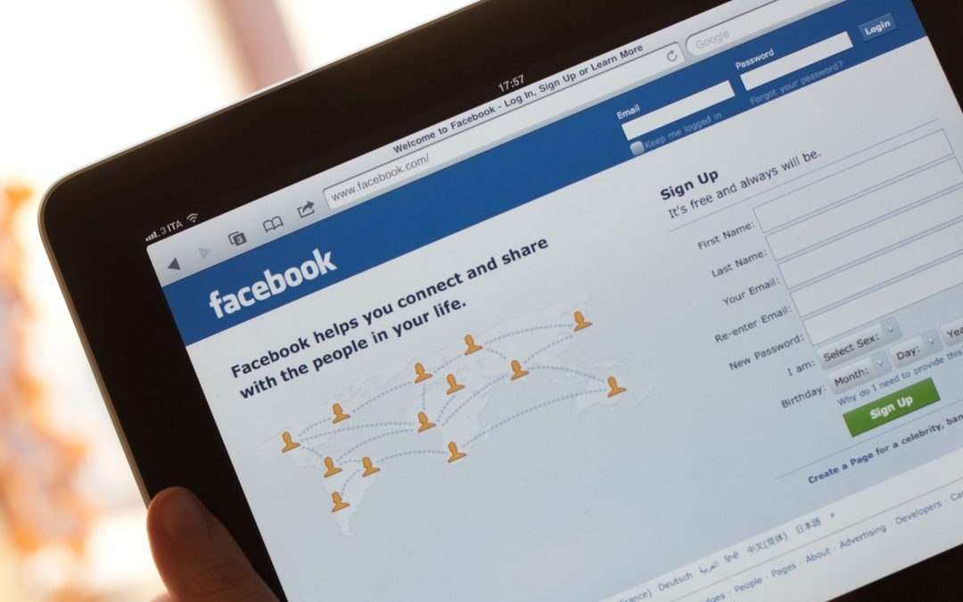 Three reasons to use Facebook to help build your business